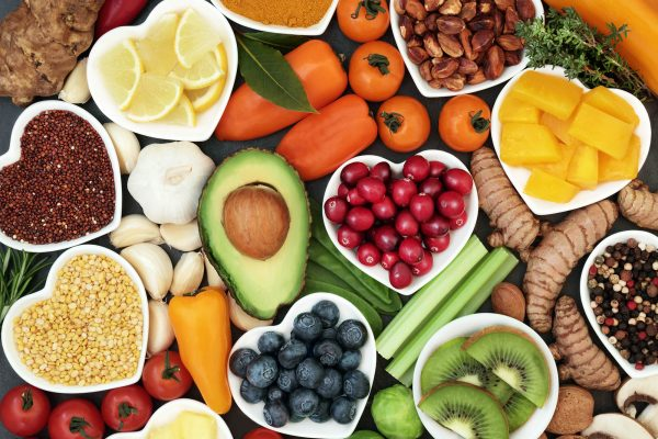 nutrition and diet variety of fruits
